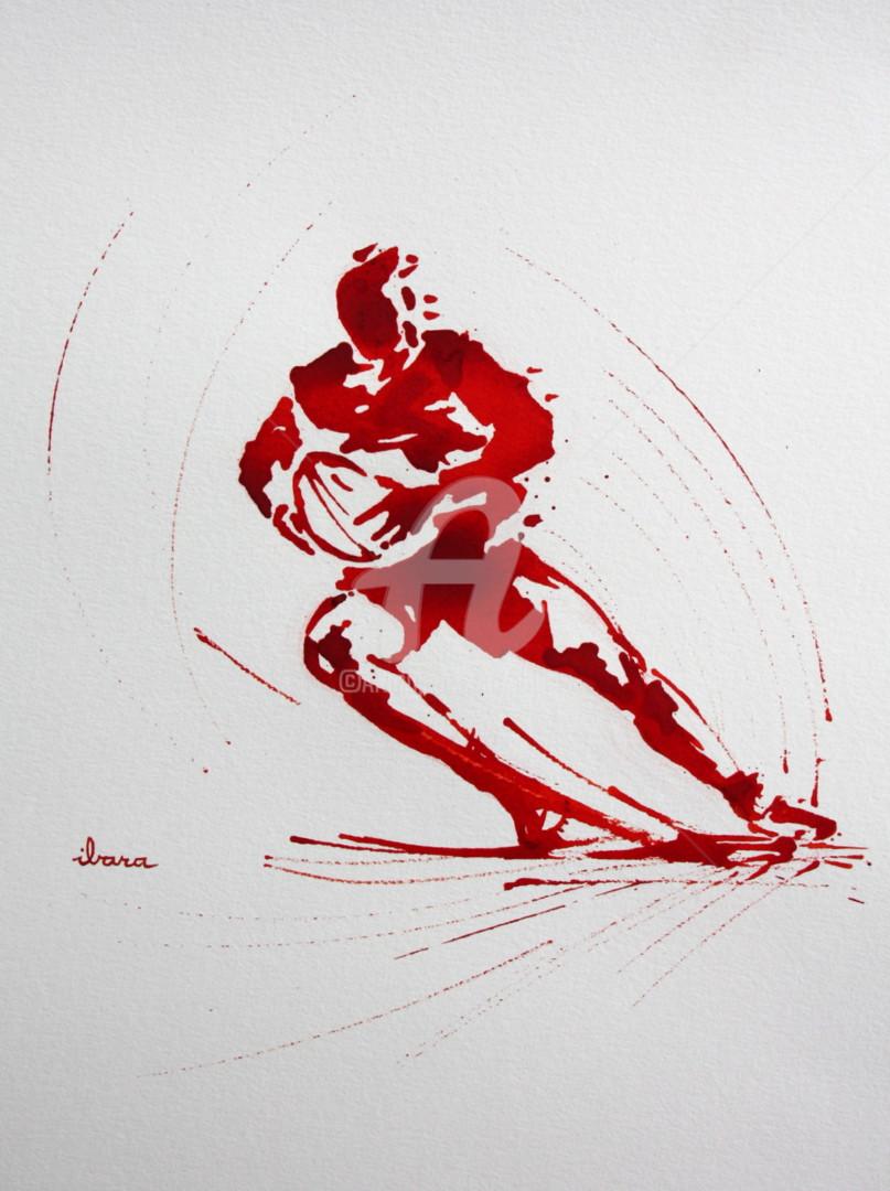 Henri Ibara - Rugby N°53