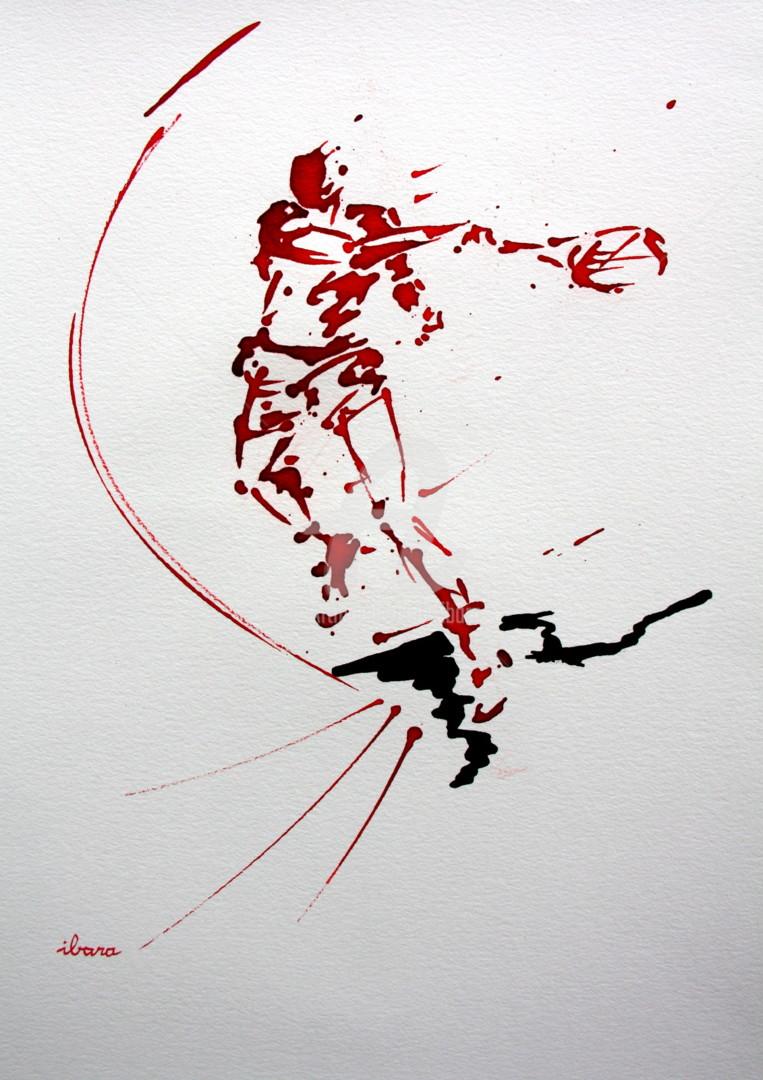 Henri Ibara - Tennis N°25