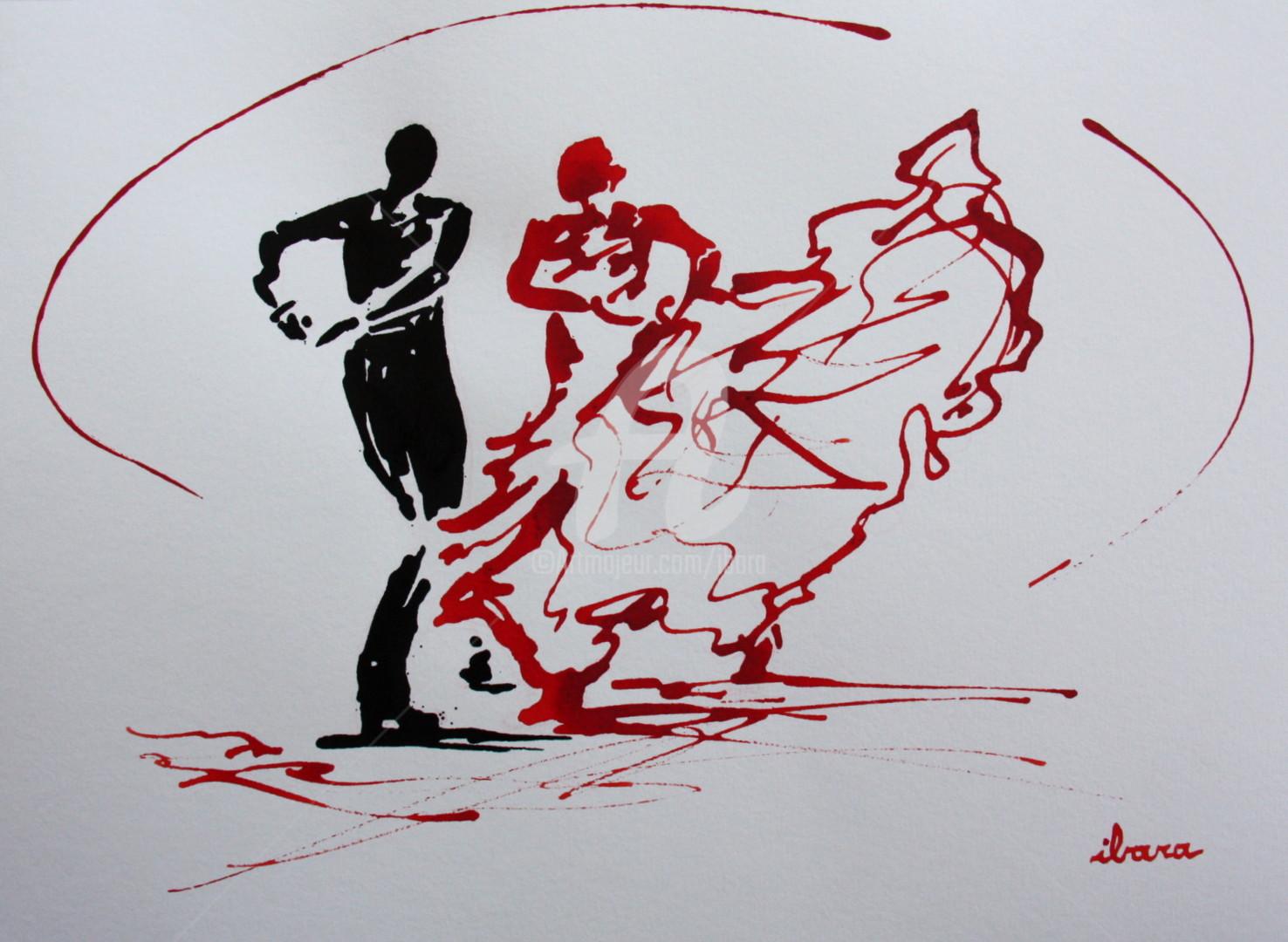 Henri Ibara - Flamenco N°3