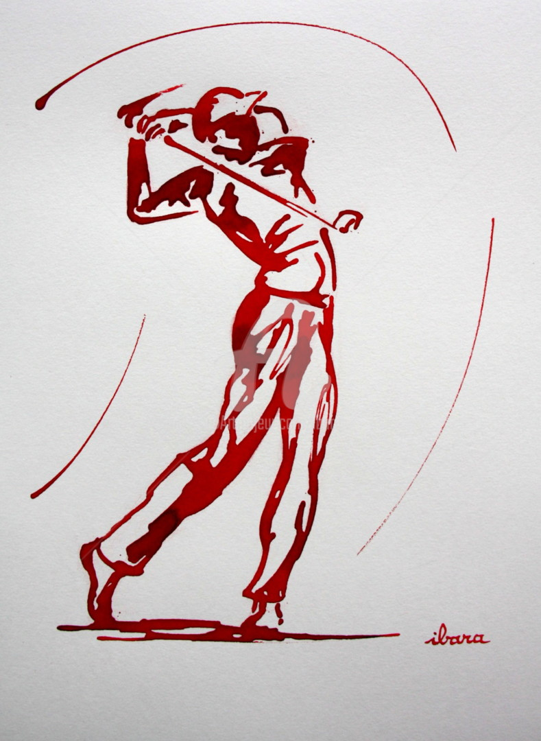 Henri Ibara - Golf N°22