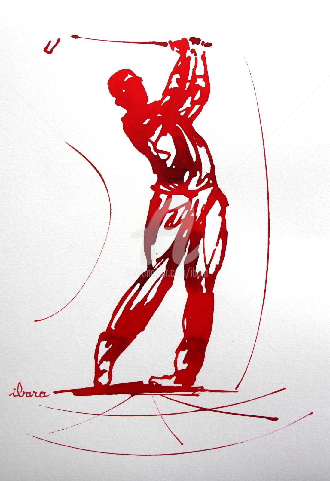 Henri Ibara - Golf N°23