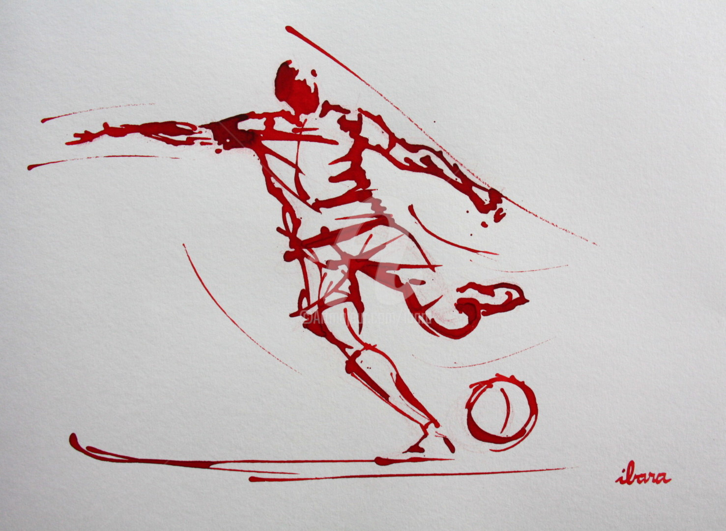 Henri Ibara - Football N°89