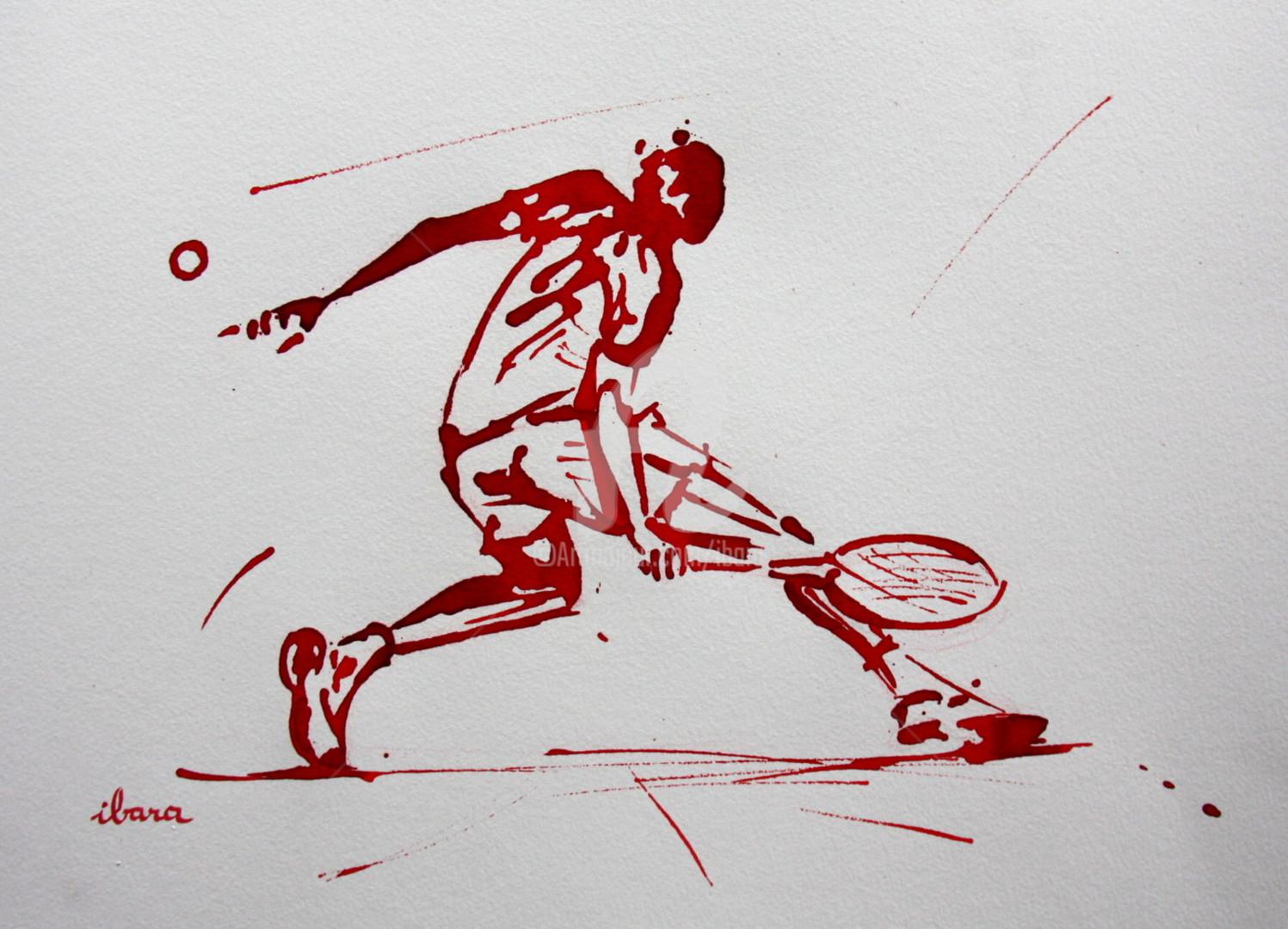 Henri Ibara - Tennis N°26