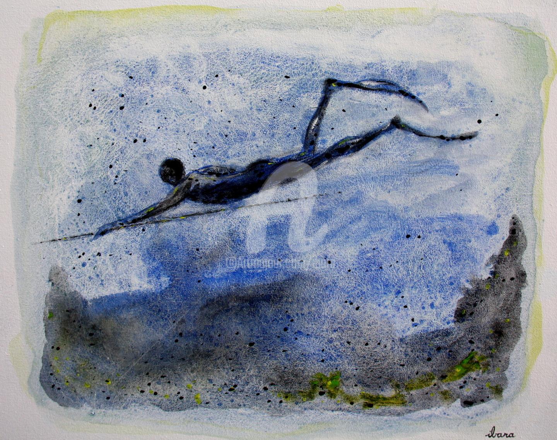Henri Ibara - Plongée sous marine