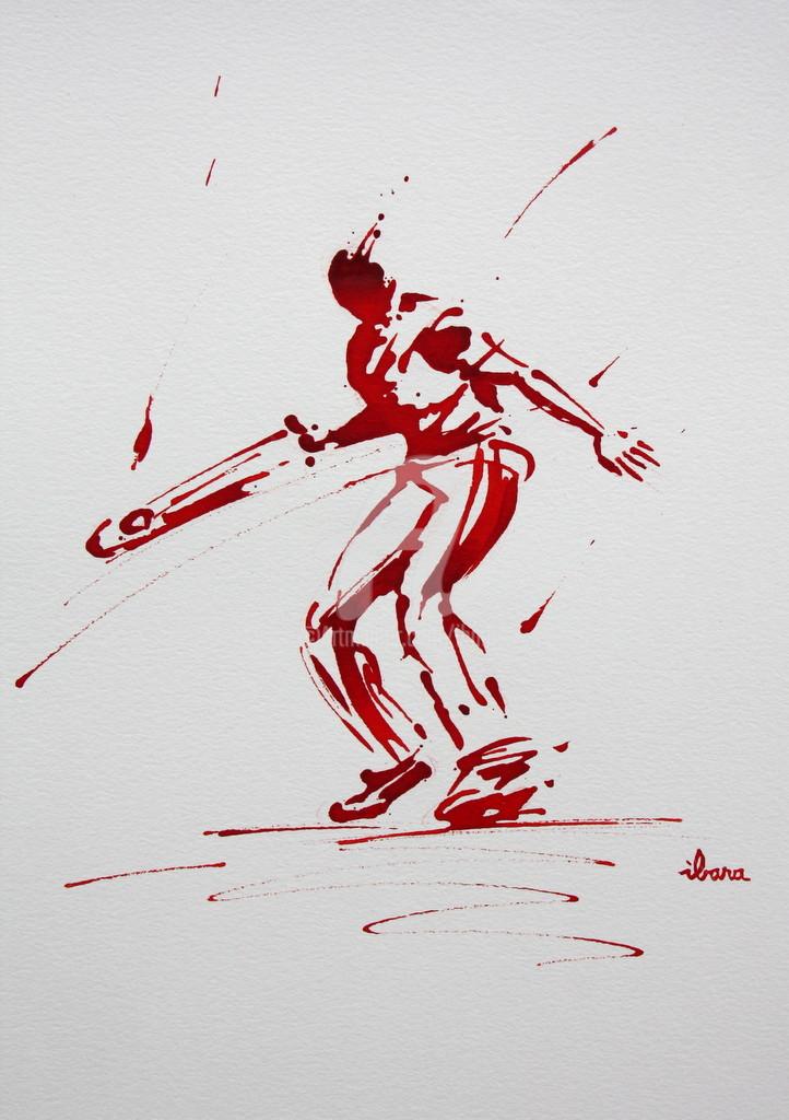 Henri Ibara - Pelote basque N°3