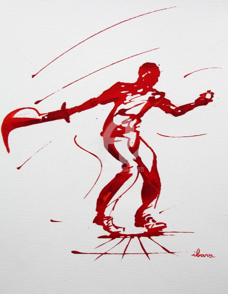 Henri Ibara - Pelote basque N°4