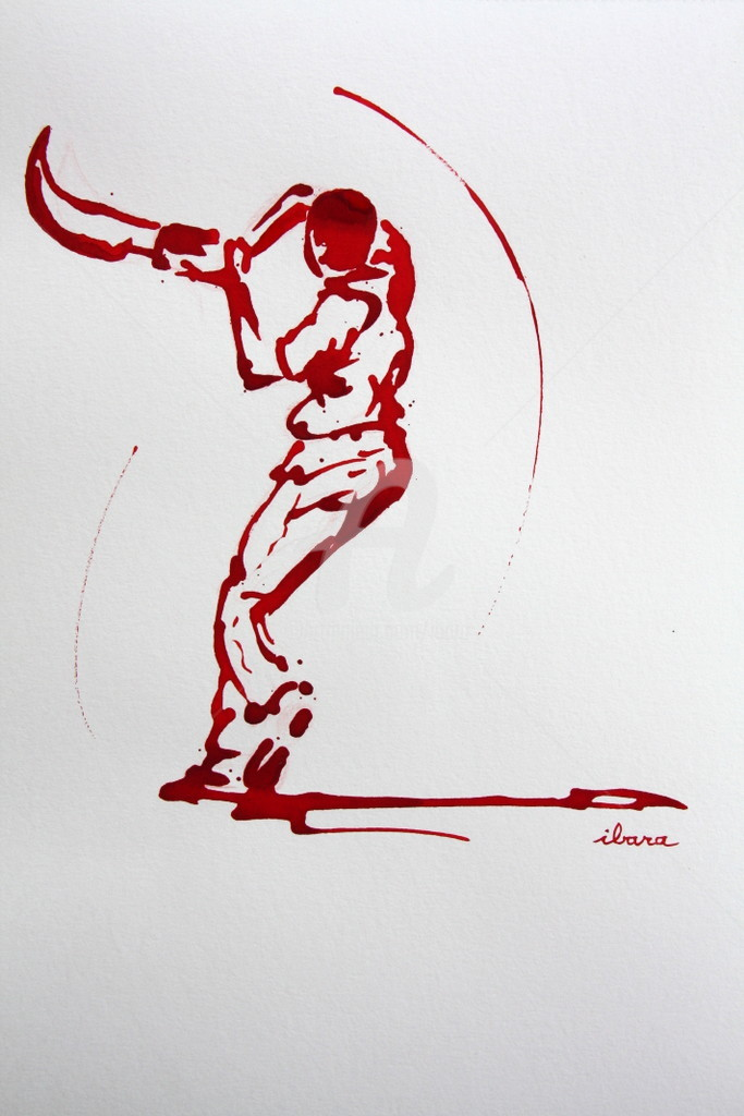 Henri Ibara - Pelote basque N°7