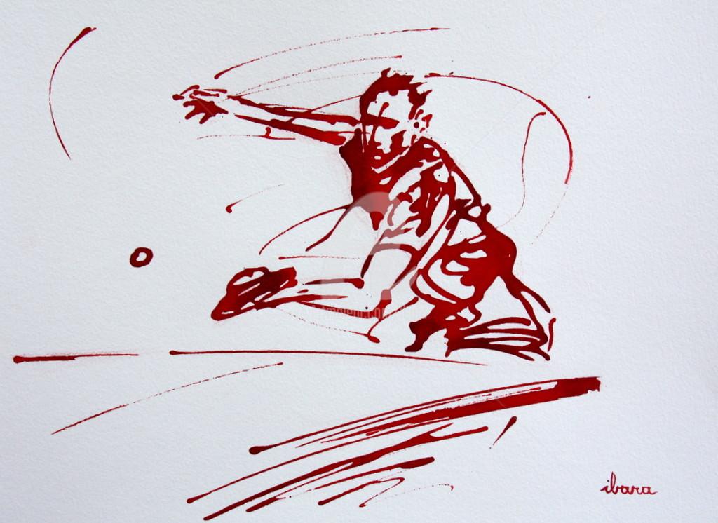 Henri Ibara - Ping pong N°1