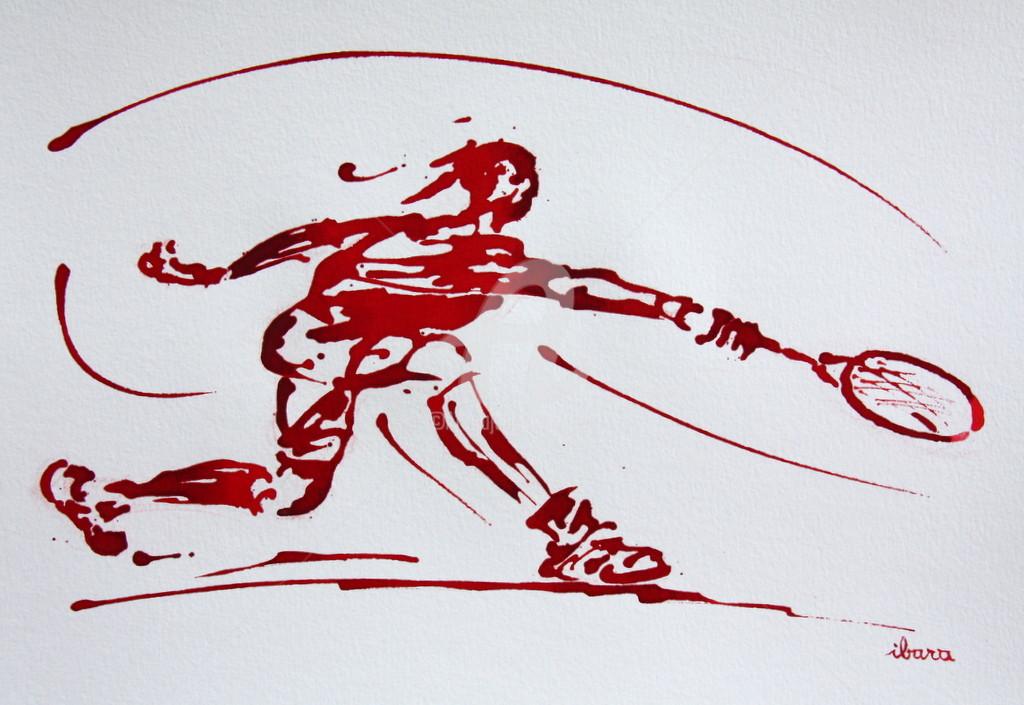 Henri Ibara - Squash N°1