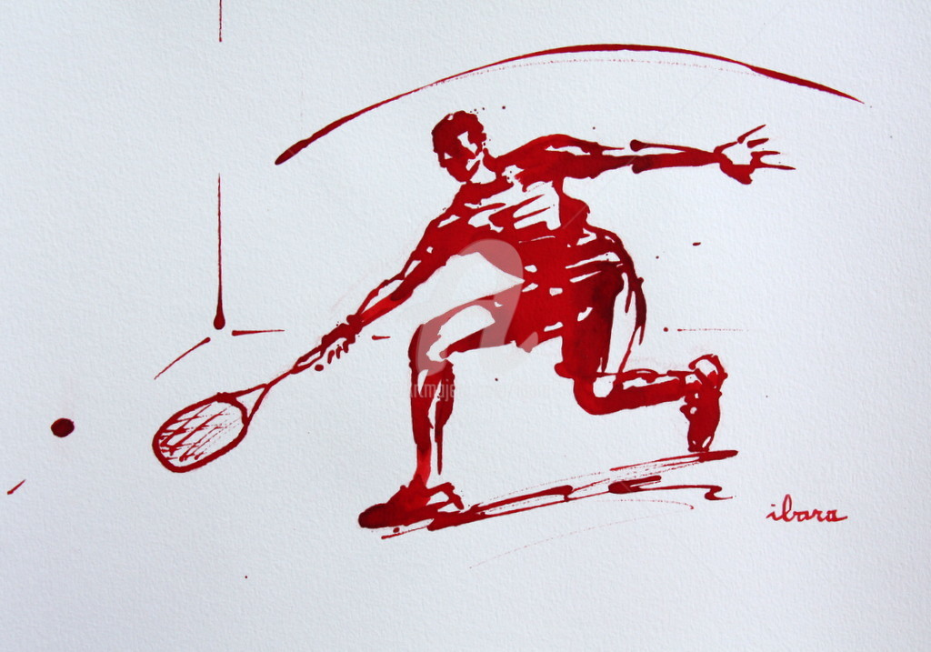 Henri Ibara - Squash N°3