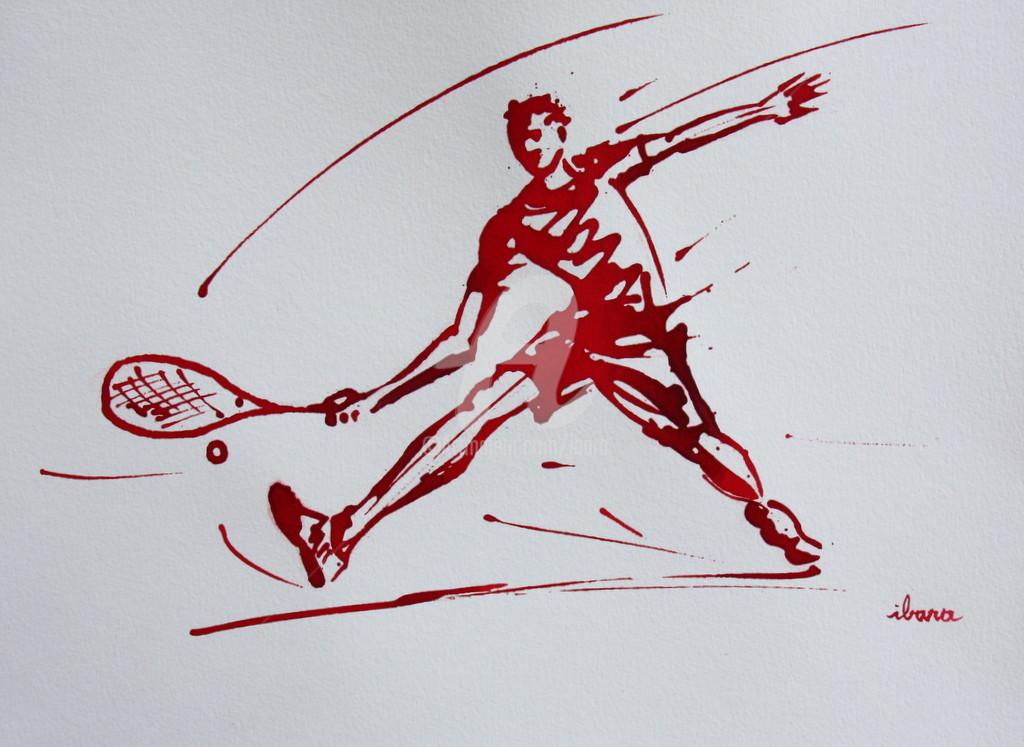 Henri Ibara - Squash N°5