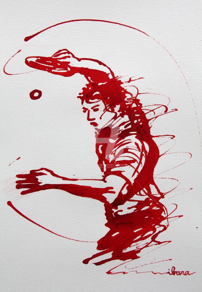 Henri Ibara - Ping pong N°10