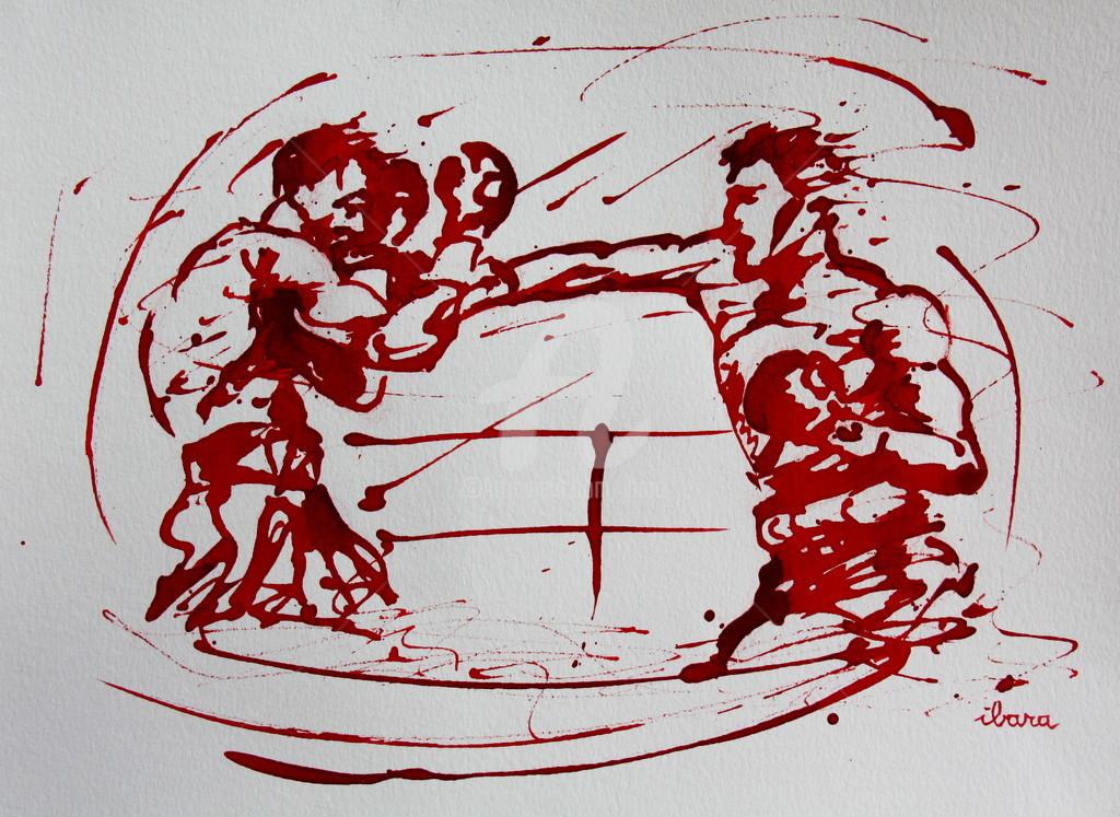 Henri Ibara - Boxe N°11