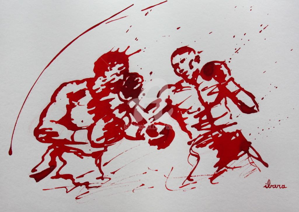 Henri Ibara - Boxe N°13