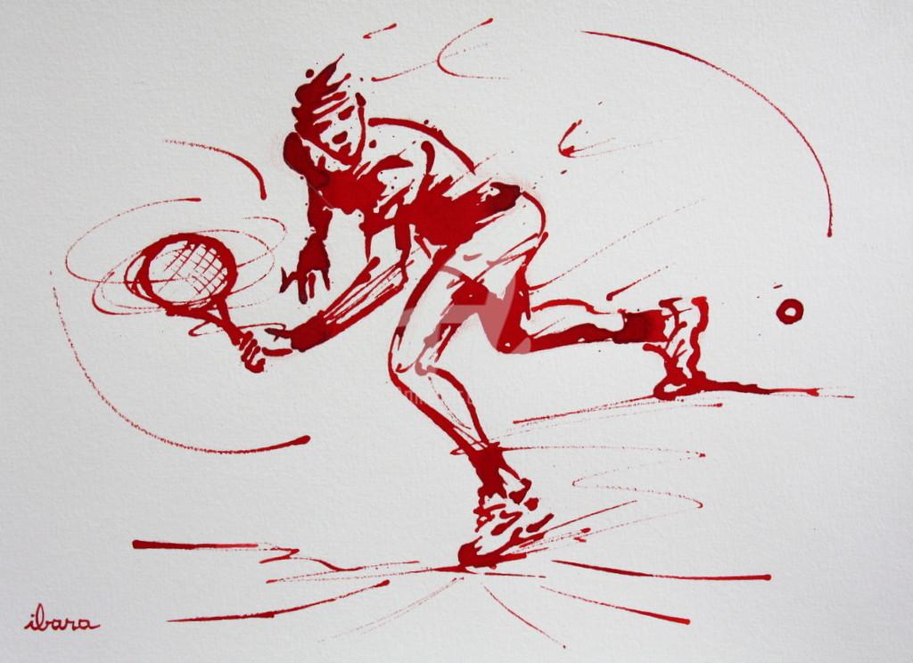 Henri Ibara - Tennis N°27