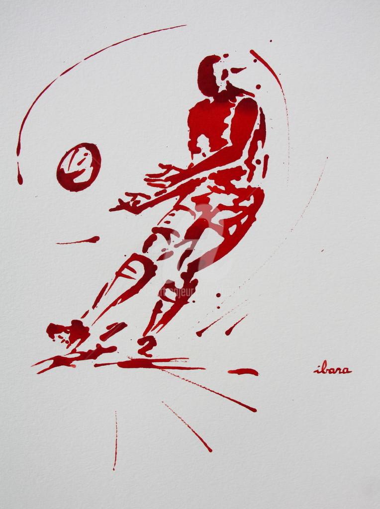 Henri Ibara - Rugby N°58