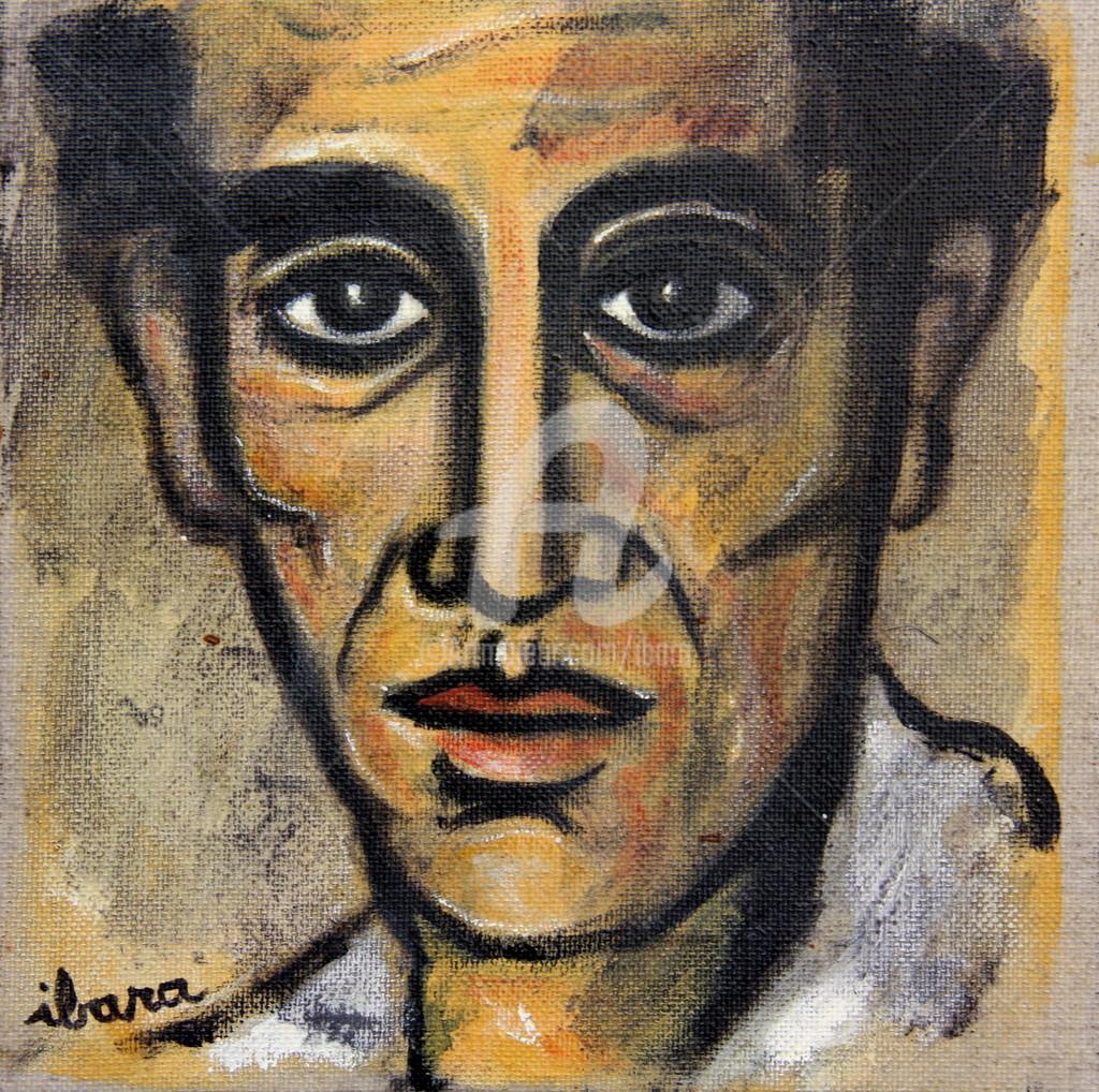 Henri Ibara - Portrait d'oublié N°1