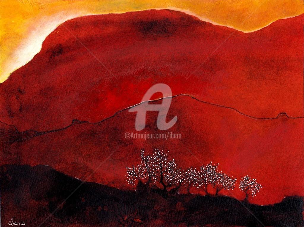 Henri Ibara - La montagne rouge