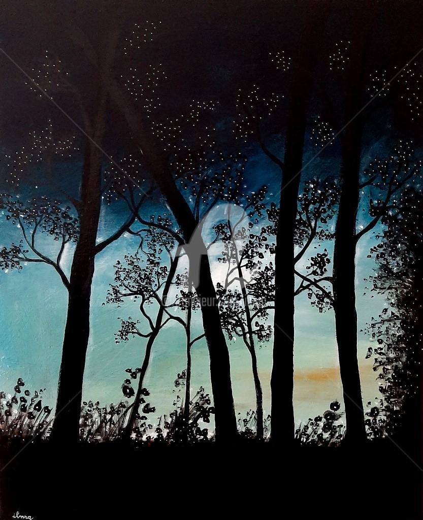 Henri Ibara - Ombre des arbres