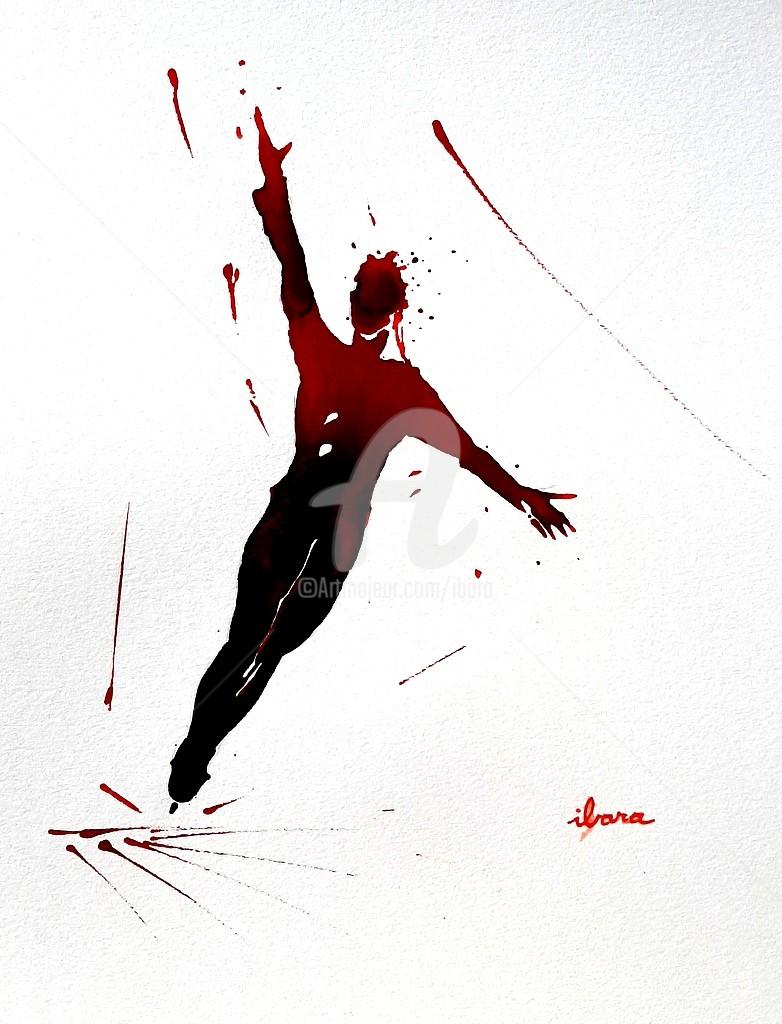 Henri Ibara - Patinage artistique N°5