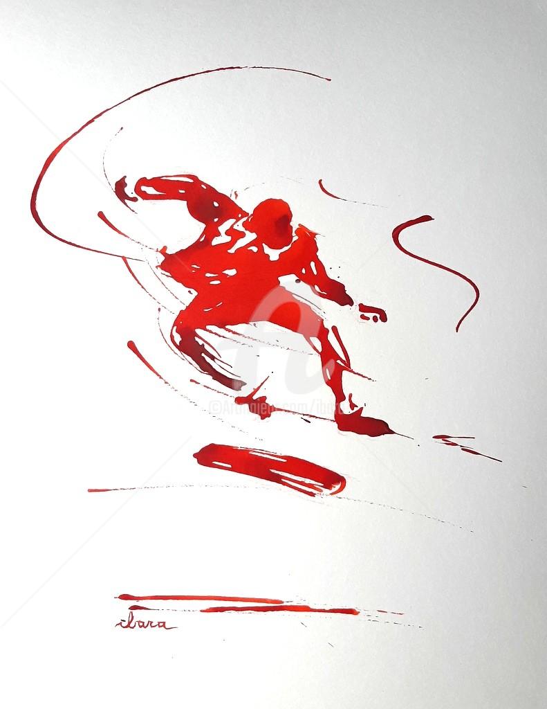 Henri Ibara - Skateur N°4