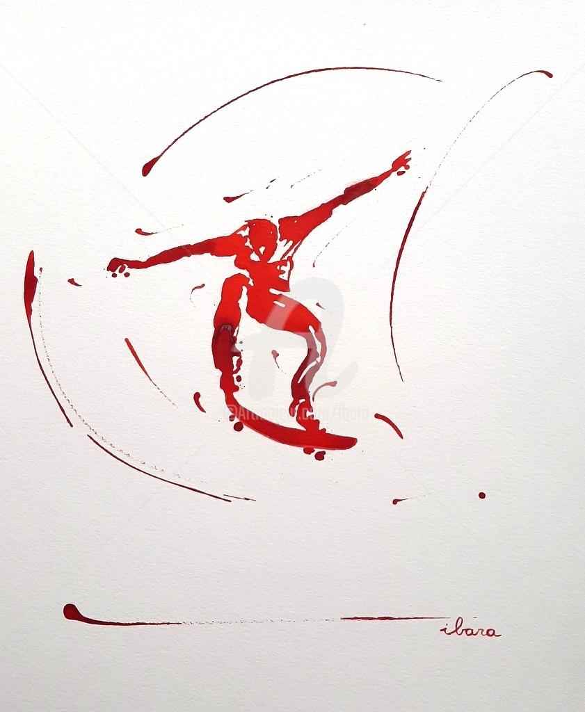 Henri Ibara - Skateur N°5