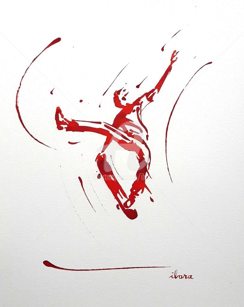 Henri Ibara - Skateur N°7