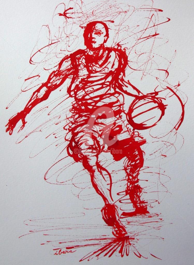 Henri Ibara - basket-n-10-dessin-calligraphique-d-ibara.jpg