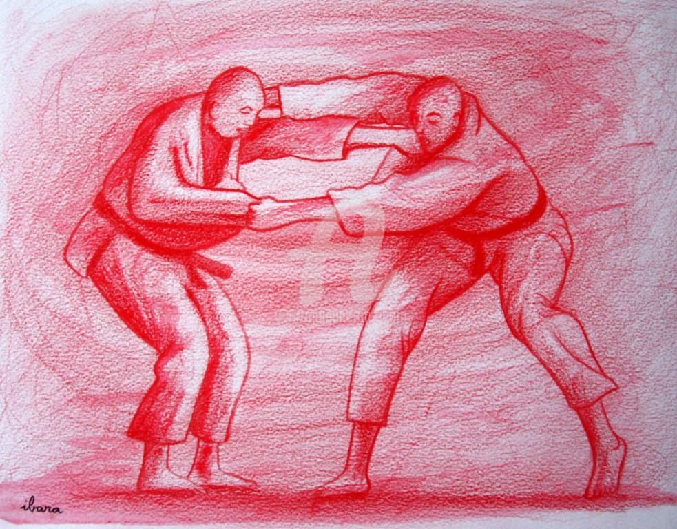 Henri Ibara - judo-n-3-dessin-calligraphique-d-ibara.jpg