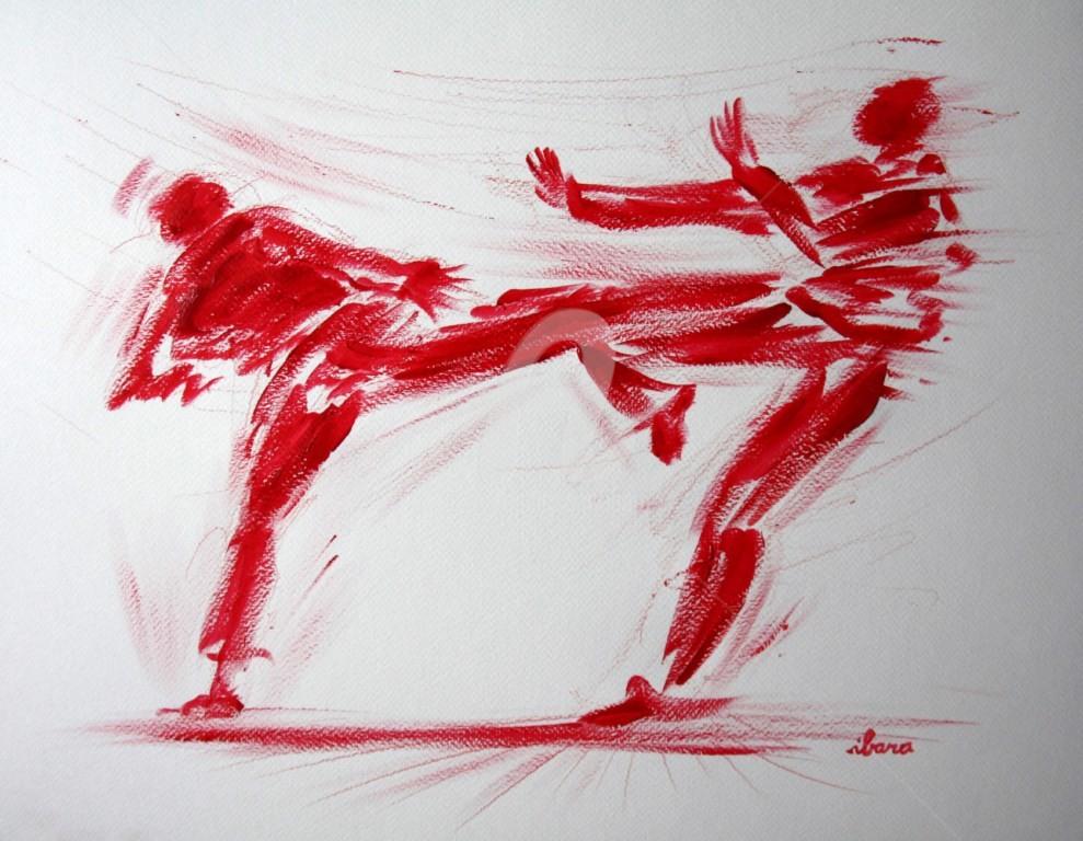 Henri Ibara - karate-n-1-dessin-calligraphique-d-ibara.jpg