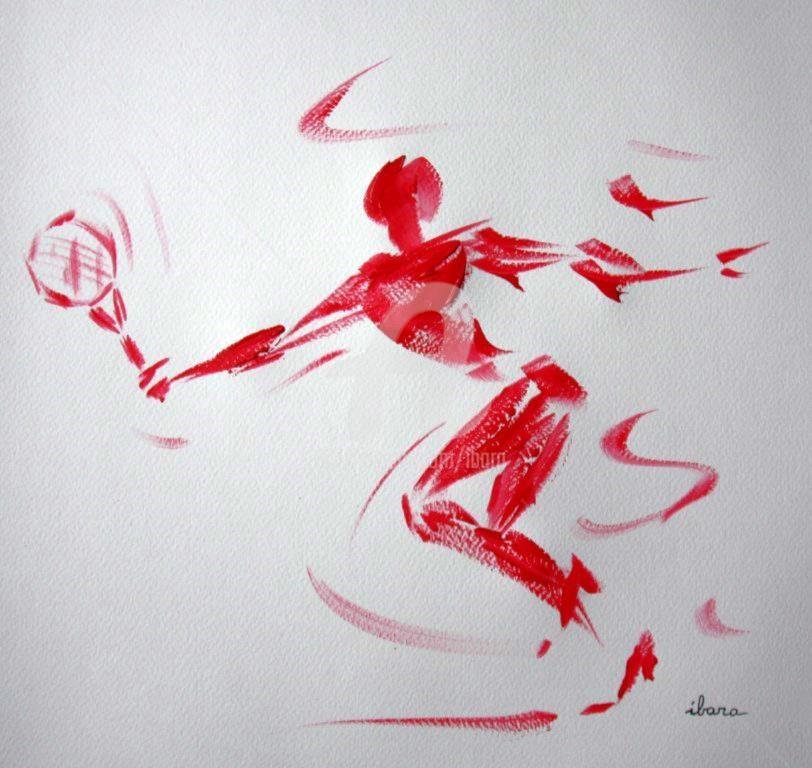 Henri Ibara - tennis-n-2-dessin-calligraphique-d-ibara.jpg