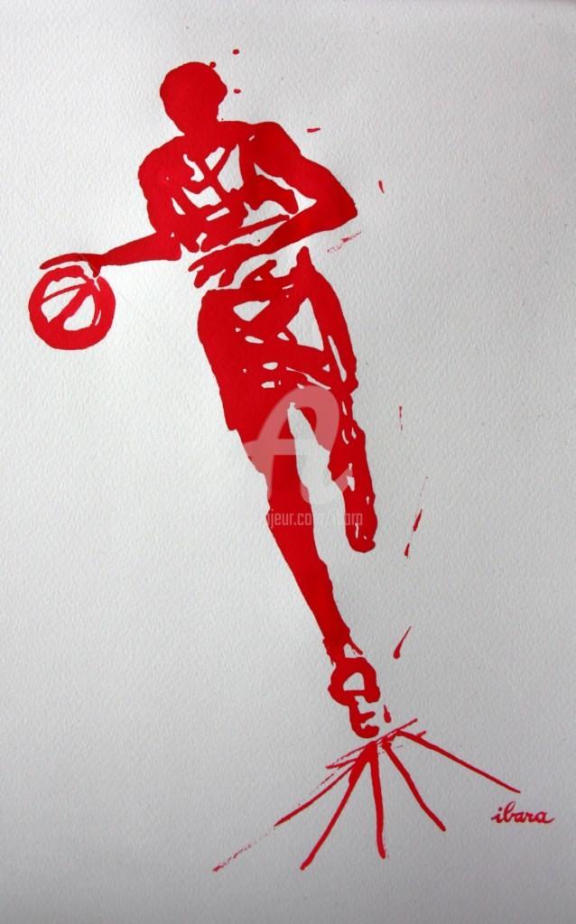 Henri Ibara - basket-n-5-dessin-calligraphique-d-ibara.jpg