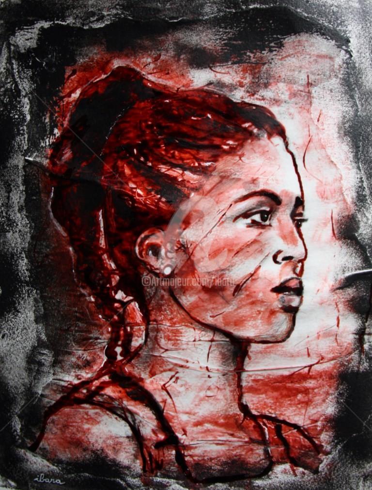 Henri Ibara - portrait-de-floria-guei-dessin-d-ibara-sanguine-et-crayon-noir-sur-papier-aquarelle-300gr-format-30cm-sur-42cm.jpg